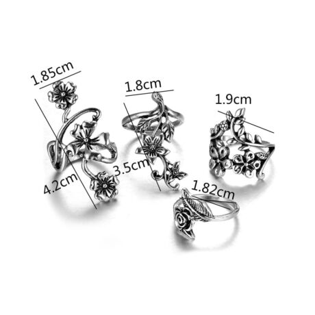 mystic-flowers-ring-set-measurments