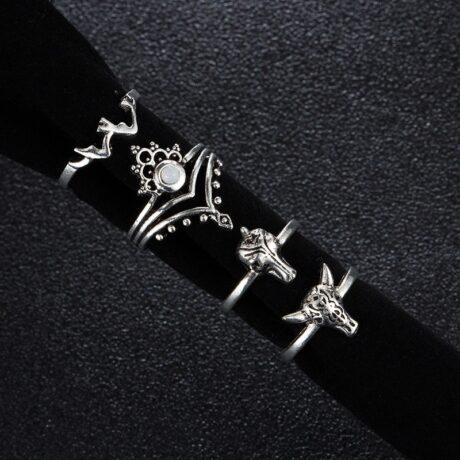 noshi-unicorn-ring-set-front