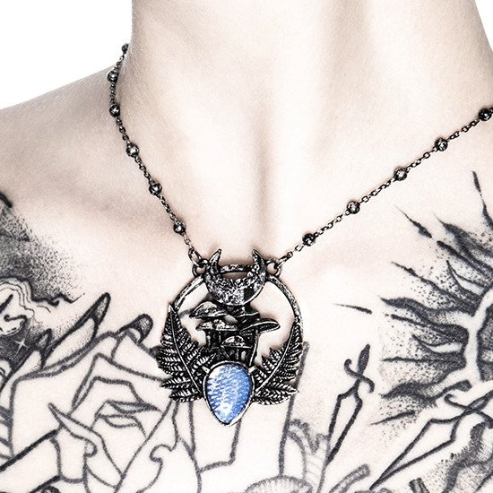 Enchanted Forest Pendant Necklace