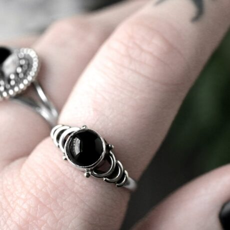 audra-black-onyx-silver-ring-hellaholics