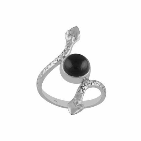 duo-serpent-snake-onyx-sterling-silver-ring-hellaholics