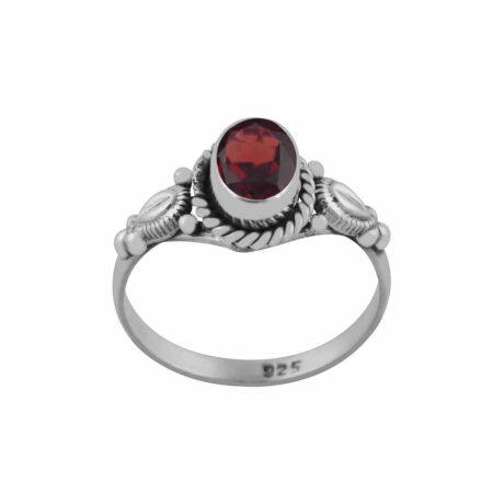 ganya-garnet-cutstone-silver-ring-hellaholics