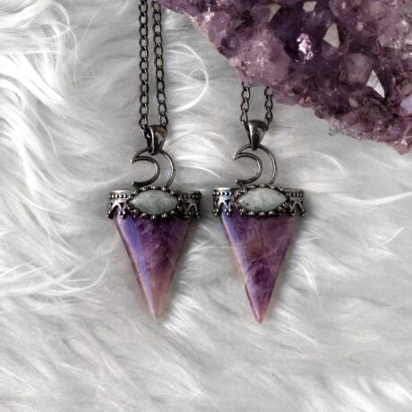 hemera-triangle-moon-amethyst-necklaces-hellaholics