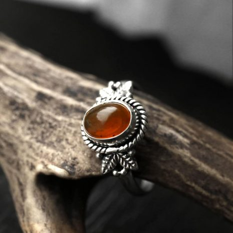 freya-amber-silver-ring-close-up-spring-hellaholics