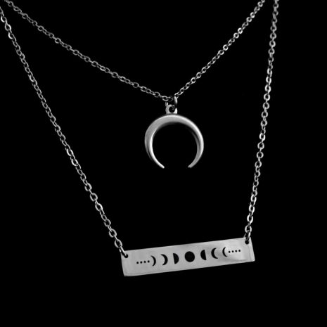 hunting-moon-stainless-steel-necklace-moonphase-stainless-steel-necklace-hellaholics