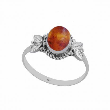 freya-amber-silver-ring-hellaholics-2