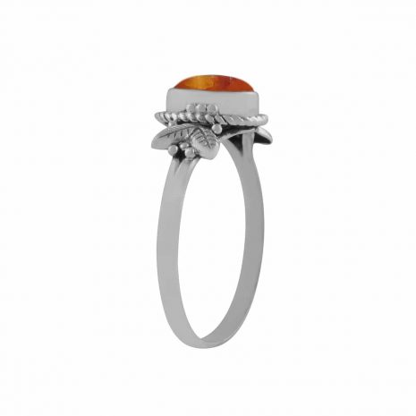 freya-amber-sterling-silver-ring-hellaholics-side