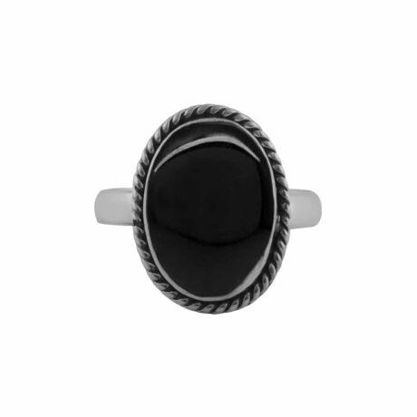 gaia-black-onyx-sterling-silver-ring-hellaholics