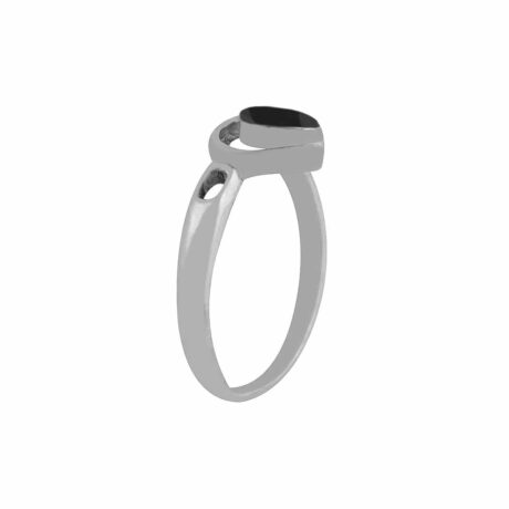 onyx-cut-stone-silver-ring-side-hellaholics