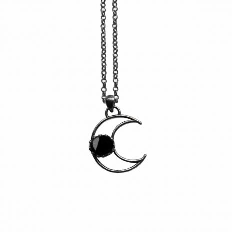 metis-crescent-moon-obsidian-necklace-hellaholics