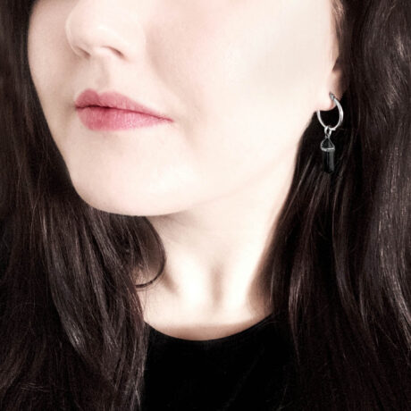 obsidian-stainless-steel-hoops-earrings-hellaholics