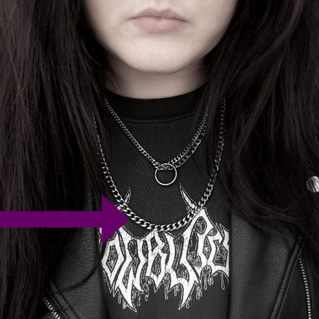 lita-stainlness-steel-chain-necklace-model-hellaholics