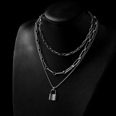 lock-stainless-steel-necklace-hellaholics-combo