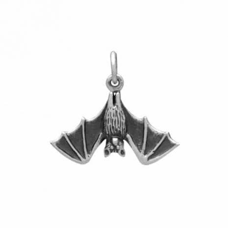 bat-sterling-silver-necklace-front