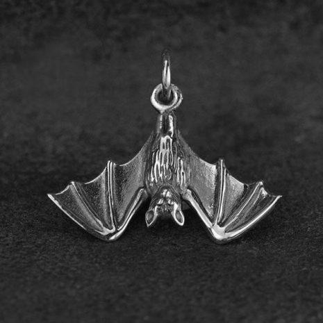 bat-sterling-silver-pendant