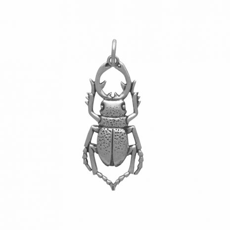 stag-bettle-sterling-silver-necklace-hellaholics